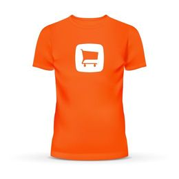 MyCashflow shirt, orange